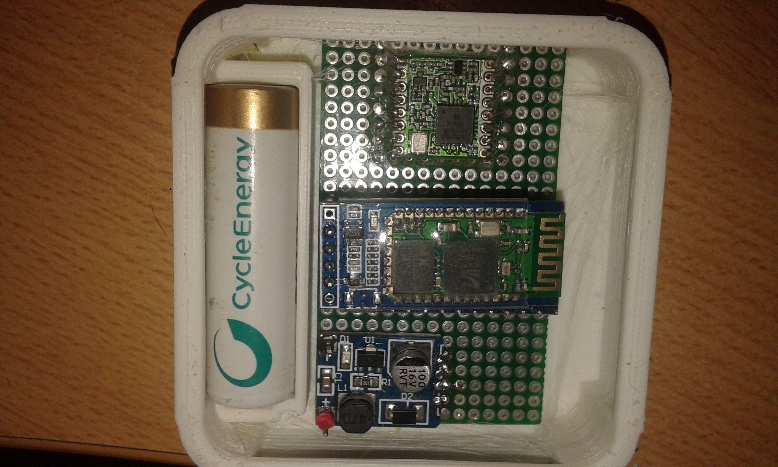 Pruebas con LORA 1,43Kms con antenas minimas !! – Internet of Things
